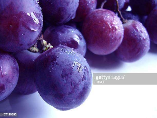 ブドウ - cabernet sauvignon grape ストックフォトと画像