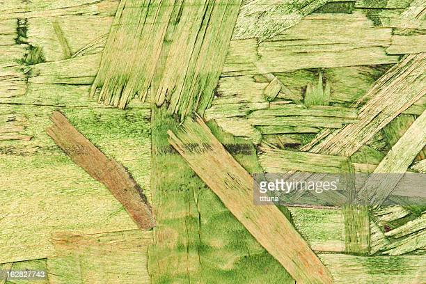 green wooden pattern, creative abstract design background photo