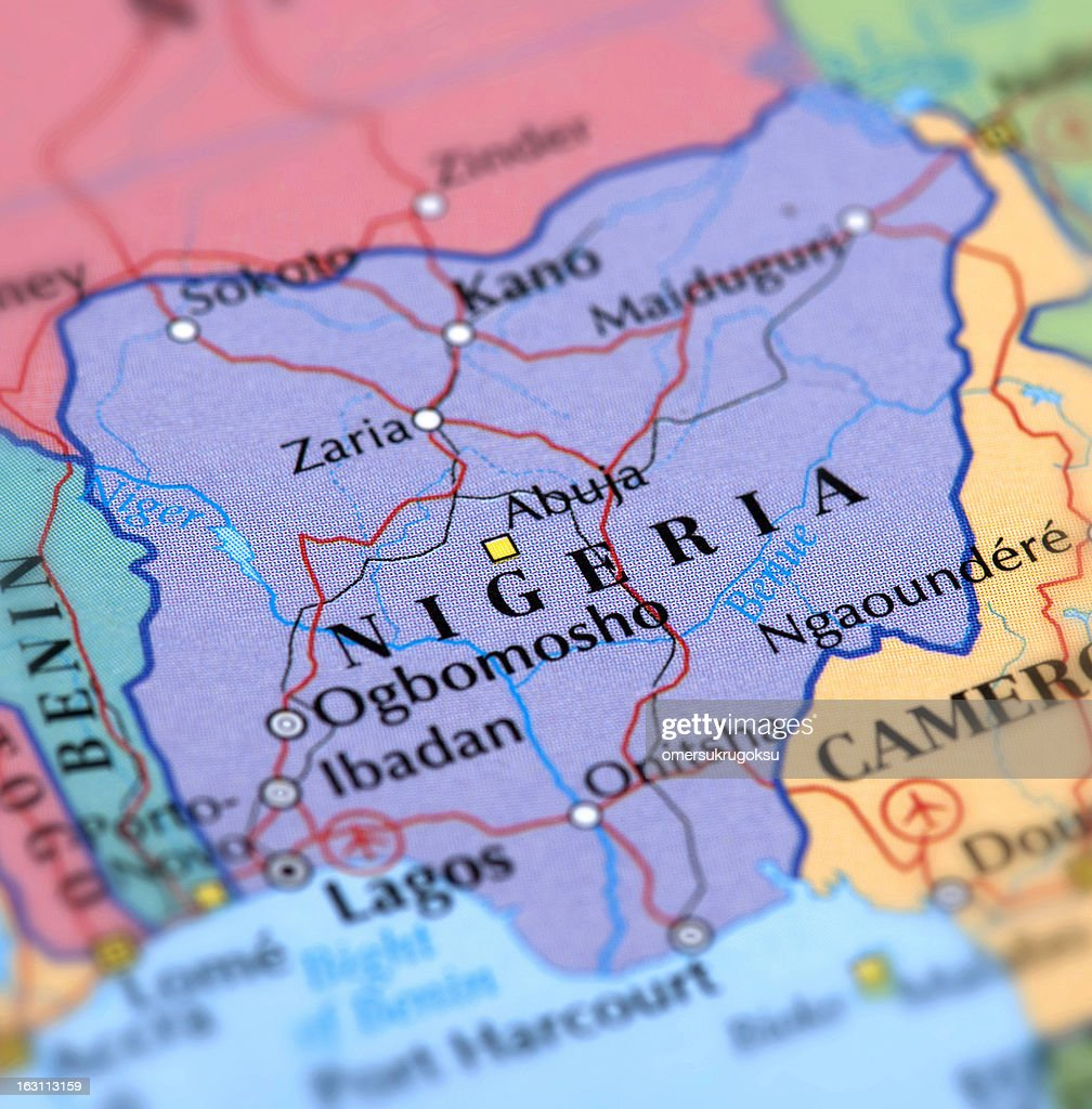 NIGERIA : Stock Photo