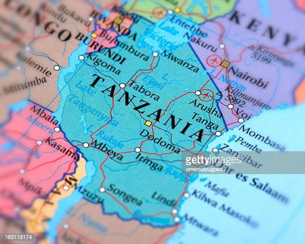 tanzânia - tanzania imagens e fotografias de stock