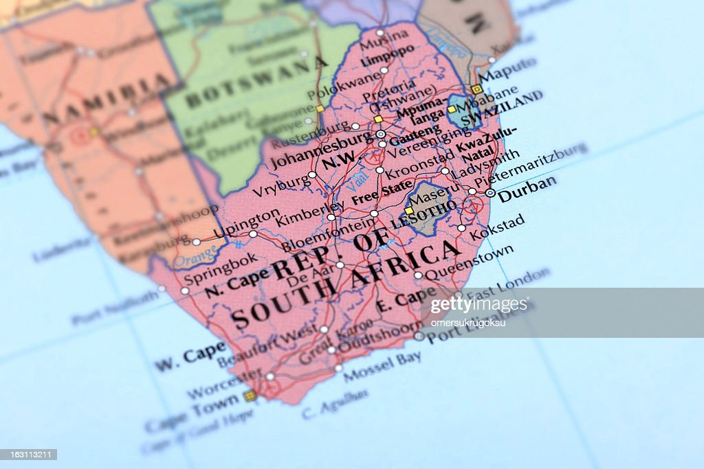REPUBLIC OF SOUTH AFRICA : Stock Photo