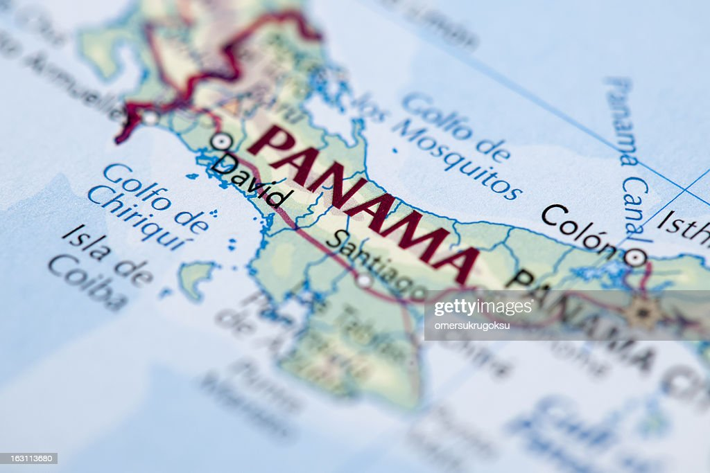 PANAMA : Stock Photo