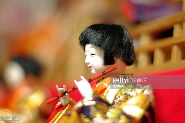 ohinasama - hinamatsuri stock pictures, royalty-free photos & images
