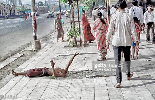 [UNVERIFIED CONTENT] CHOWRINGEE STREET KOLKATA INDIA HEAD IN THE PAVEMENT