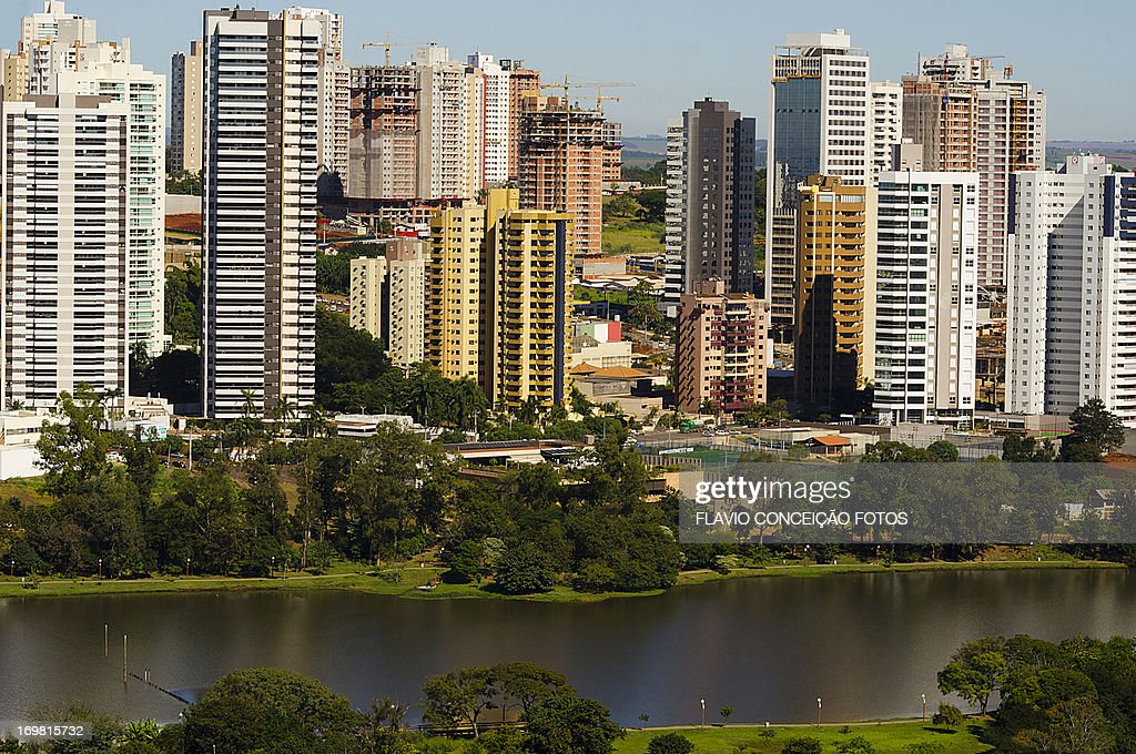 CIDADE LONDRINA BRASIL : Foto de stock