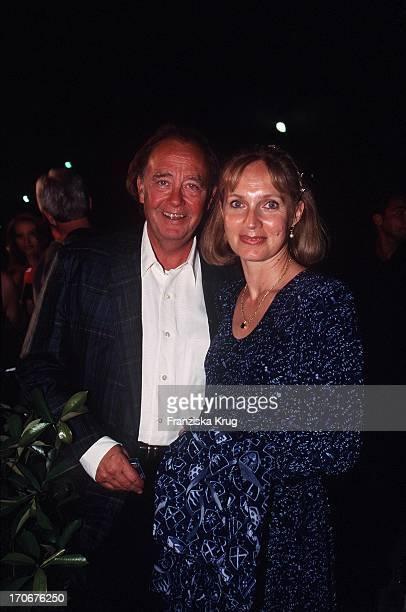 Rene Kollo Ehefrau Beatrice Bei Wetten Dass Aftershowparty Auf Mallorca