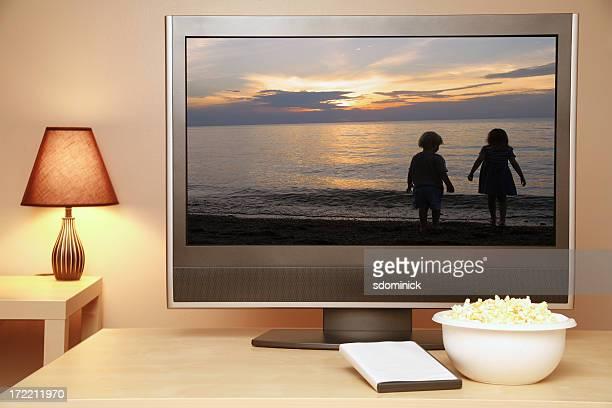 ハイビジョンテレビ