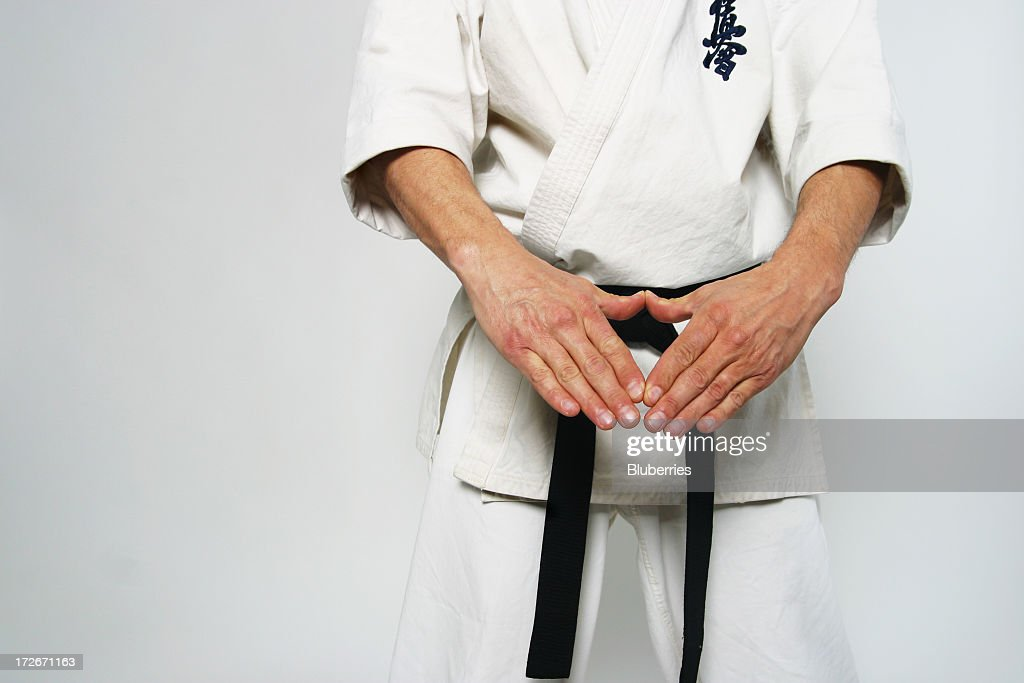 FIGHTER POSE 03 : Stock Photo