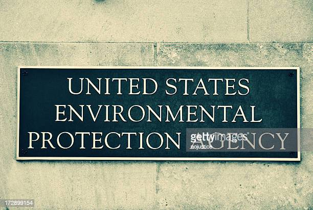 epa - united states environmental protection agency stock photos and pictures