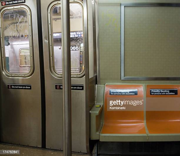 nyc subway - new york city subway stock pictures, royalty-free photos & images
