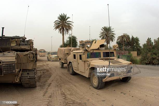 hmmwv - armored vehicle stock pictures, royalty-free photos & images