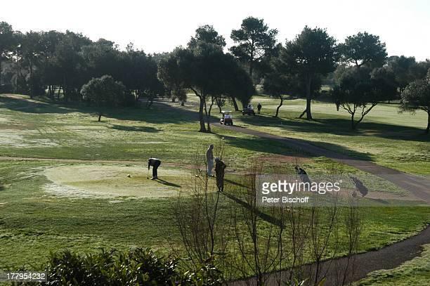 Golfplatz Mariott Vacation Club San Antem Insel Mallorca Balearen Spanien Europa Reise