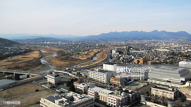 takasaki - gunma prefecture stock photos and pictures