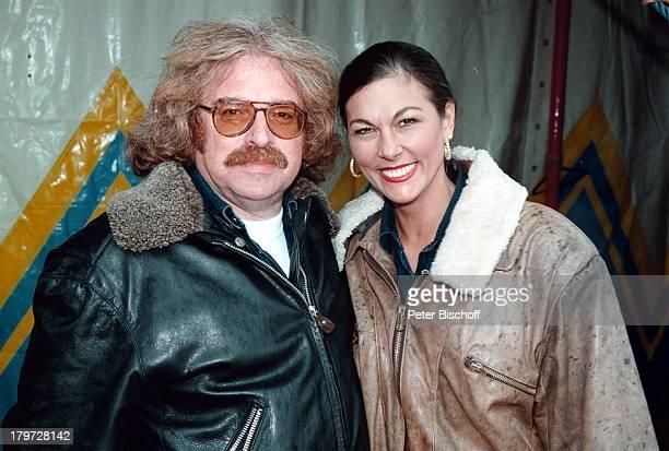 Bernhard Paul mit Ehefrau Eliana Paul