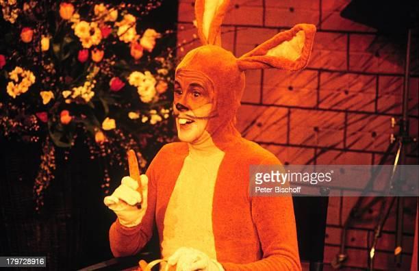 Gerd Vespermann als Bugs Bunny