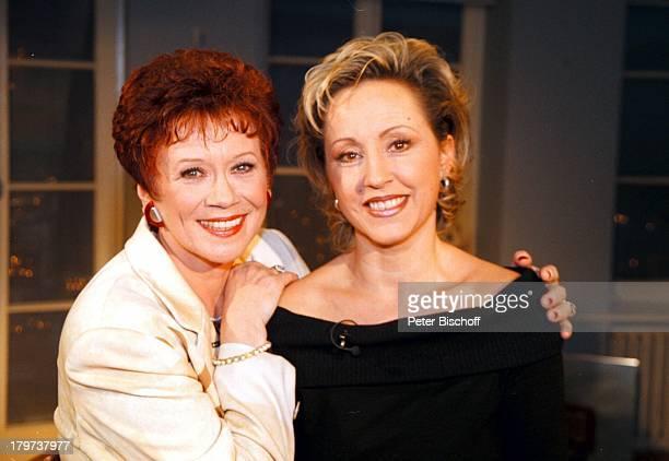 Hildegard mit Schwester Lotti KrekelARDShow Boulevard Bio