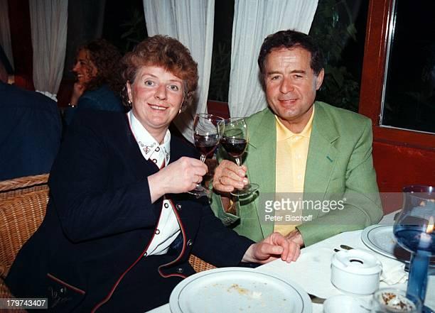 Eberhard Hertel mit Ehefrau ElisabethARDTVSpecial Ibiza