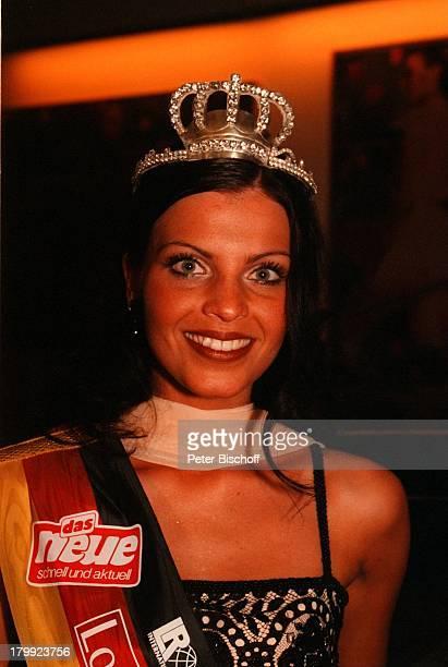 Alexandra Philipps 'Miss Mister Germany Wahl 99' EstrelResidence Congress Hotel Berlin