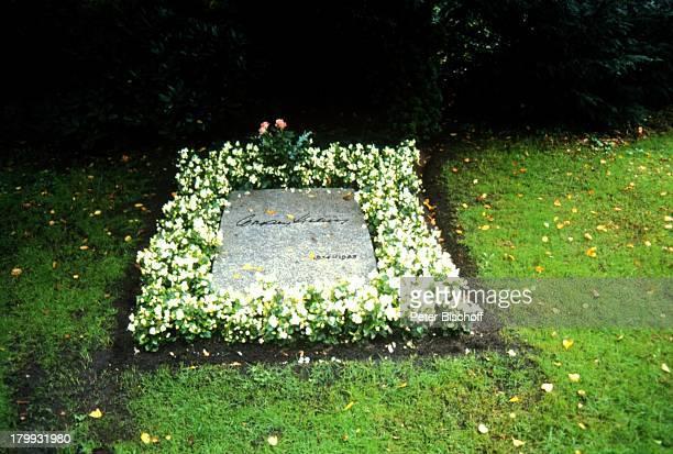 Grab Wolfgang Kieling Hamburg Friedhof