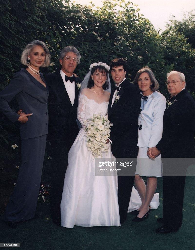 Daliah Lavi Gans Ehemann Chuck Gans Tochter Kathx Ehemann Jason