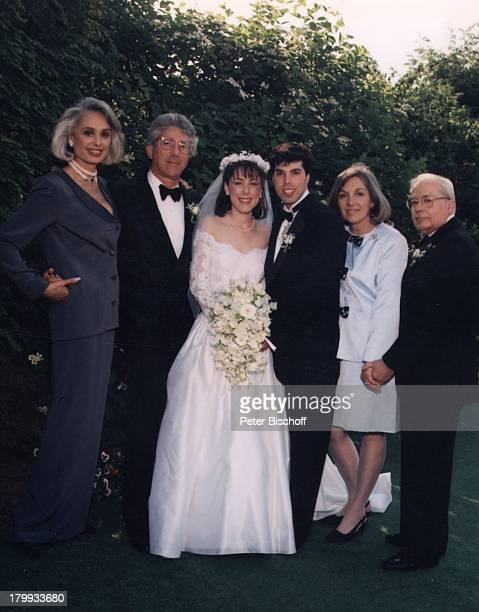 Daliah LaviGans Ehemann Chuck GansTochter Kathx Ehemann Jason RothmanAexander Lavi Rouven Lavi Hochzeit vonTochter Kathy Jason Rothman New...