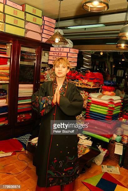 Deborah Sasson Seoul/Südkorea Urlaub