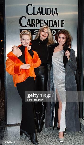 Claudia Carpendale Models ModelleClaudia Carpendale FashionModeKollektion Premiere Köln GruppeBoutique Mode