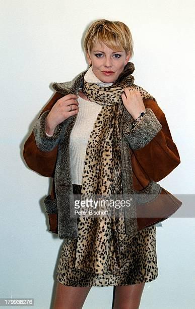 Claudia Carpendale FashionModeKollektion Premiere Köln ModelBoutique Mode