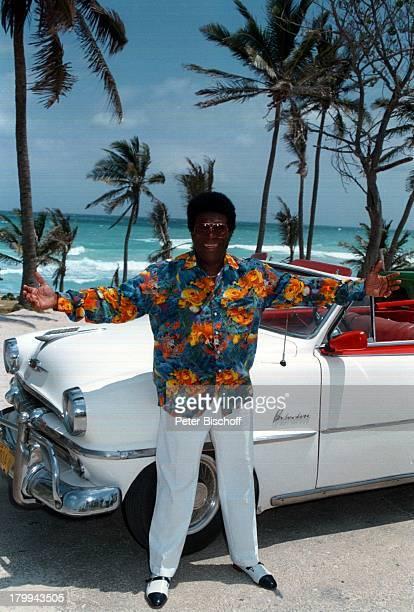 Roberto Blanco Heute so morgen so Roberto Blanco zum 60 Geburtstag ARDDreh Kuba Auto Cadillac