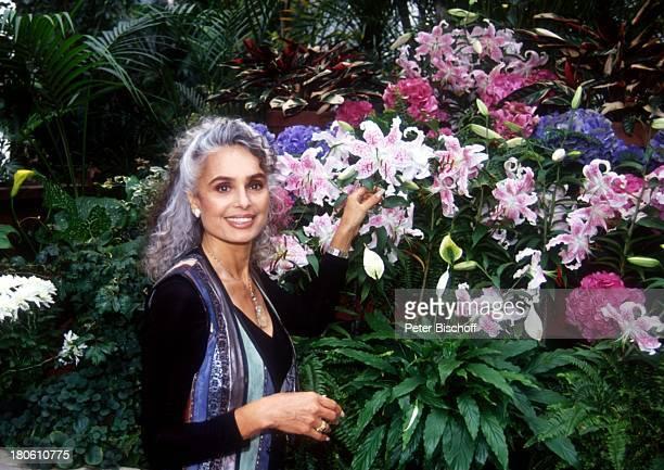 Daliah Lavi Gans Asheville / North Carolina / USA / Nord Amerika Blumen