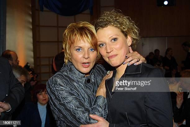 Alida Gundlach Julia Westlake NDRTalkShow Adieu Alida Hamburg