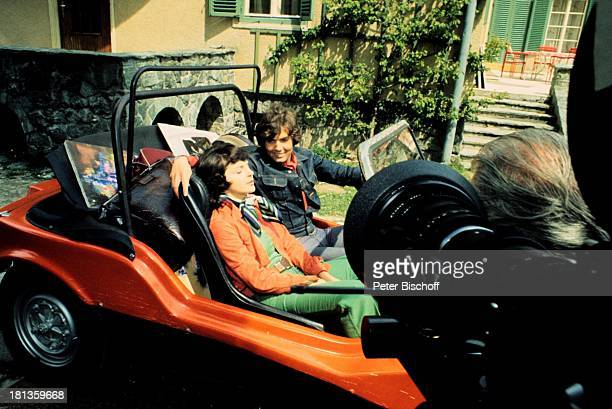 Catherina Conti Chris Roberts Kinofilm Meine Tochter deine Tochter JeansJacke Buggy Auto