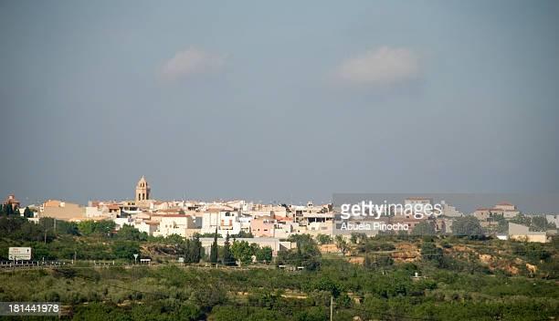 traiguera (castellon-spain) - castellon de la plana stock photos and pictures