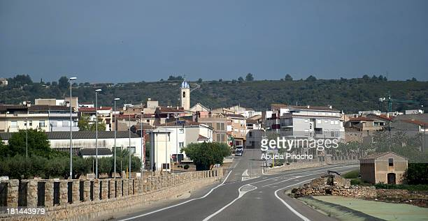 la vall d'alba (castellon-spain) - castellon de la plana stock pictures, royalty-free photos & images