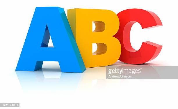 abc - alphabet stock pictures, royalty-free photos & images