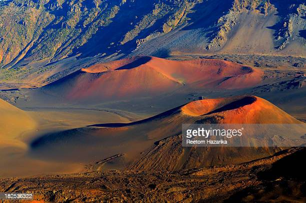 [UNVERIFIED CONTENT] HALEAKALA NATIONAL PARK NPS NATIONAL PARK SERVICES VOLCANO CRATERS SUNSET HIGH ELEVATION MOUNTAIN TOP WINDING ROADS TOURIST...