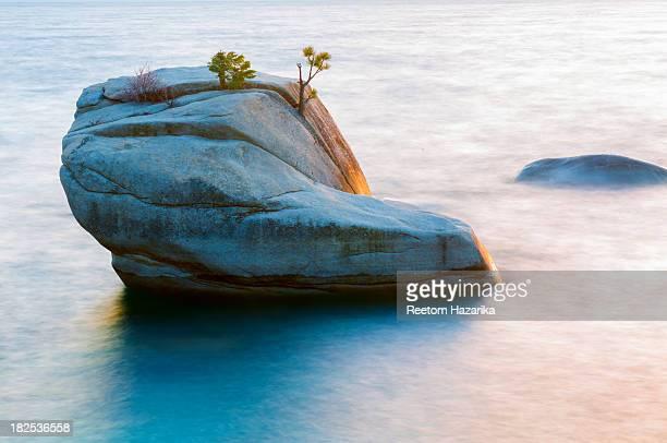 [UNVERIFIED CONTENT] LAKE TAHOE BONSAI ROCK SUNSET GLOW NEVADA CALIFORNIA BEAUTIFUL LANDSCAPE POSTCARD PHOTOGRAPHY TRAVEL TOURISM HIKE LEISURE...