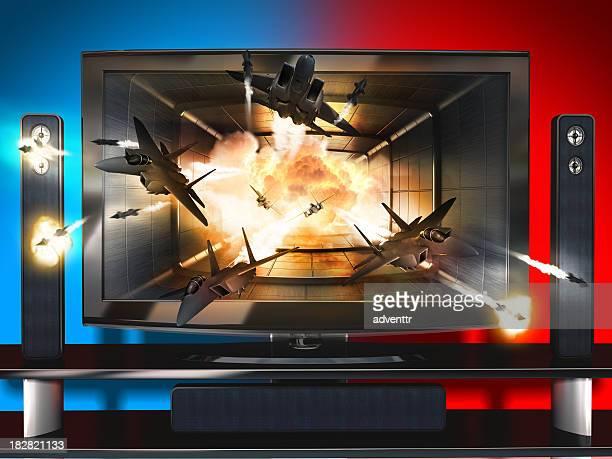 3 D LCD TV
