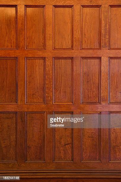 Old Wood Wall Paneling: Wood Paneling Stock Photos And Pictures