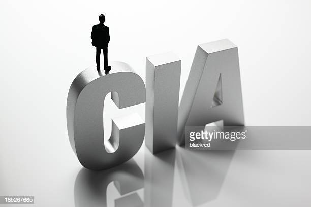 cia - central intelligence agency stock pictures, royalty-free photos & images