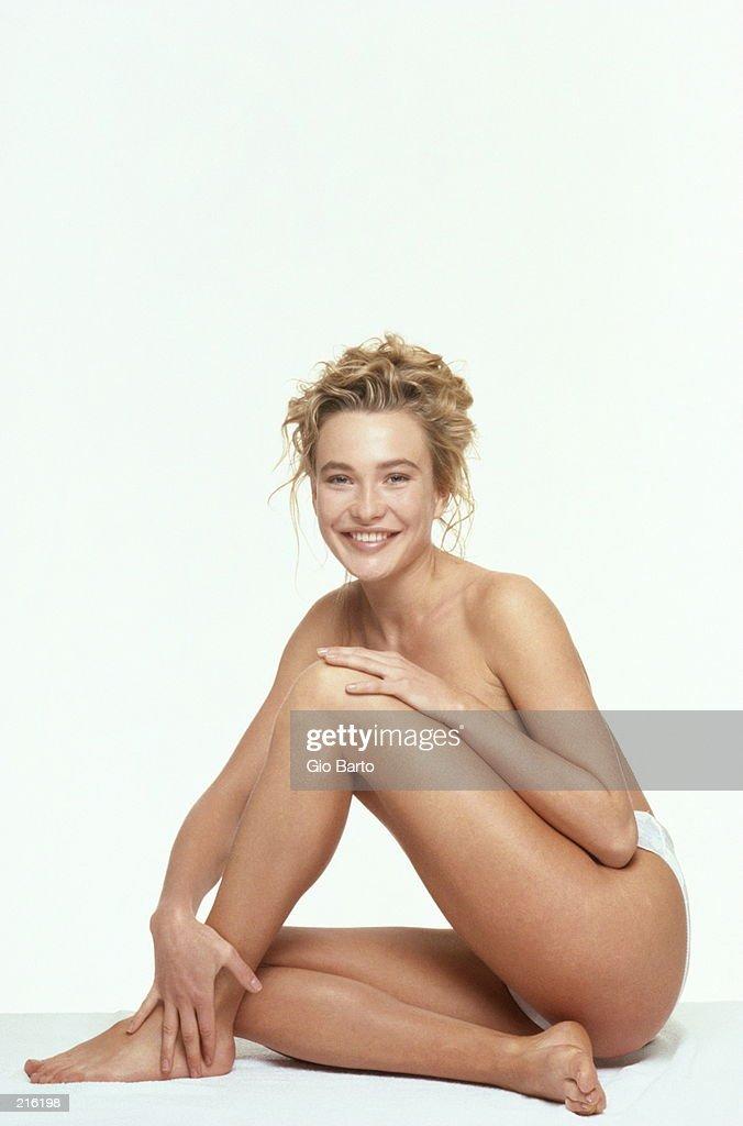 Naked female acrobatic sex