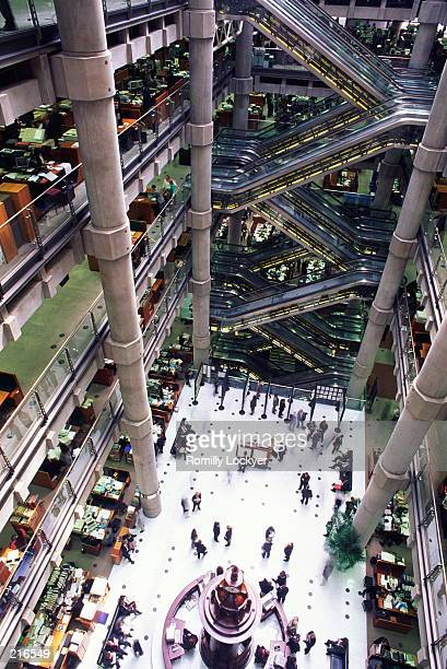 WORLD INSURANCE MARKET IN LLOYDS, LONDON