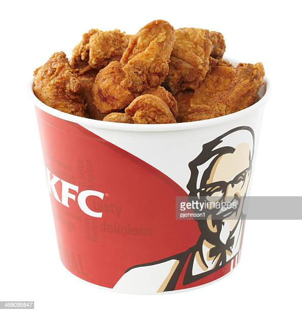 kfc - bucket stock pictures, royalty-free photos & images