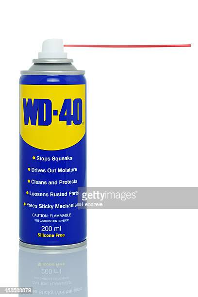 wd-40 - number 40 stock photos and pictures