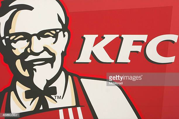 kfc - kentucky fried chicken stock photos and pictures