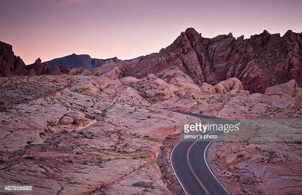valley of fire - valley of fire state park stock photos and pictures