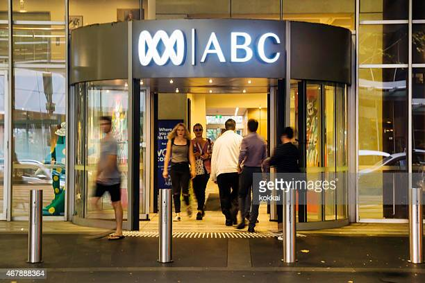 abc - headquarters stock pictures, royalty-free photos & images