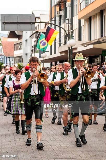 oktoberfest - cultura alemã - fotografias e filmes do acervo