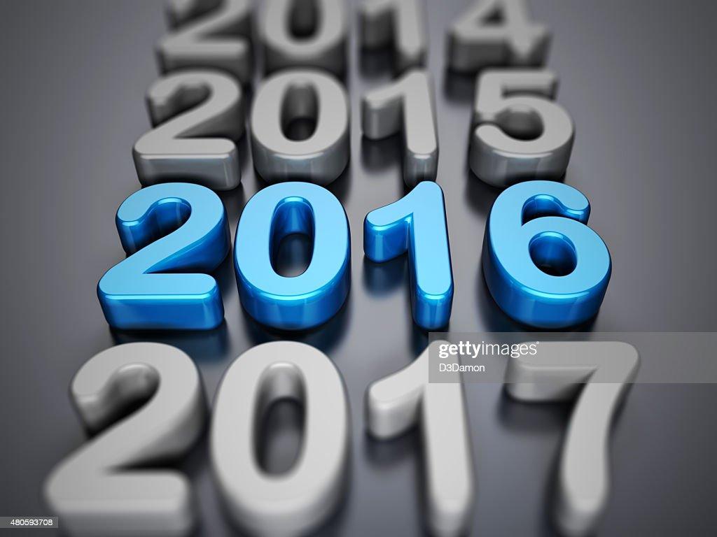 2016 : Stock Photo