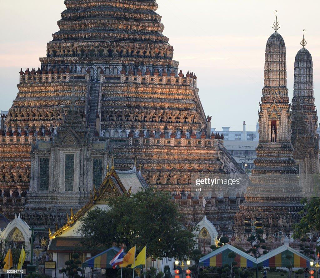 THAILAND BANGKOK WAT ARUN : Stock Photo